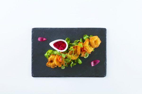 Rántott garnéla chilis-citromos hagyma ajvárral (2)_ED
